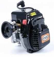 27.5CC 2T 4 Bolt Gasoline Engine  Walbro 668 Carburetor NGK Spark plug 7000 light clutch Fits HPI Baja 5B, LOSI 5ive-T, Redcat