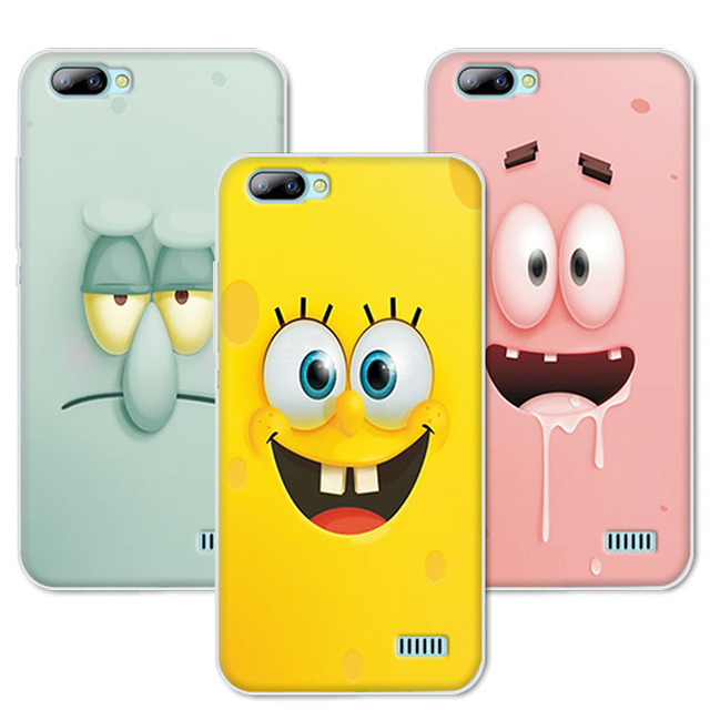 low priced 9f14c c8181 US $0.99 30% OFF|For BlackView A7 Phone Cases Newest Painted Crown cartoon  For coque BlackView A7 Case Cover funda For BlackView a7 5.0