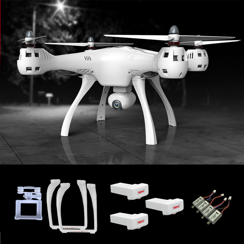 NEW SYMA X8PRO Helicopter RC DRON With GPS HD Wifi Camera FPV Professional Quadrocopter X8Pro 720P RC Helicopter vs CX20 DRONE