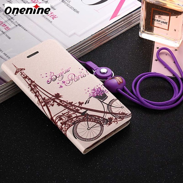 detailed look 12e63 05701 US $3.99 20% OFF|Luxury Back Cover for VIVO V3 Case Leather Flip Cover 5.0  inch Wallet Card Shockproof Cover 3D Cartoon Funda Capa Coque for Girl-in  ...