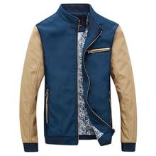 2017 Fall New Shelves Fashion Men's Jacket Jacket, Trendy Men's Casual Jacket Men , Large Size Men's Clothing Wholesale