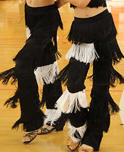הגעה חדשה זול נשים גבירותיי בנות פרינג 'ריקוד לטיני מכנסיים ג' אז סמבה פרינג 'ריקוד מכנסיים