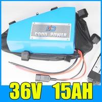 36V Triangle Lithium ion battery pack E Bike Down tube li ion battery