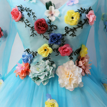 Mother Daughter Dresses Wedding Flower Princess Mother Mom and Girls Baby Dress Family Matching Wedding Dress Clothes 3 Years