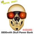 Cráneo fresco 4800 mah Totoro Arenoso de la rutina de Calificado Portátil Promoción Protable Cargador de Backup Power Bank Envío Gratis