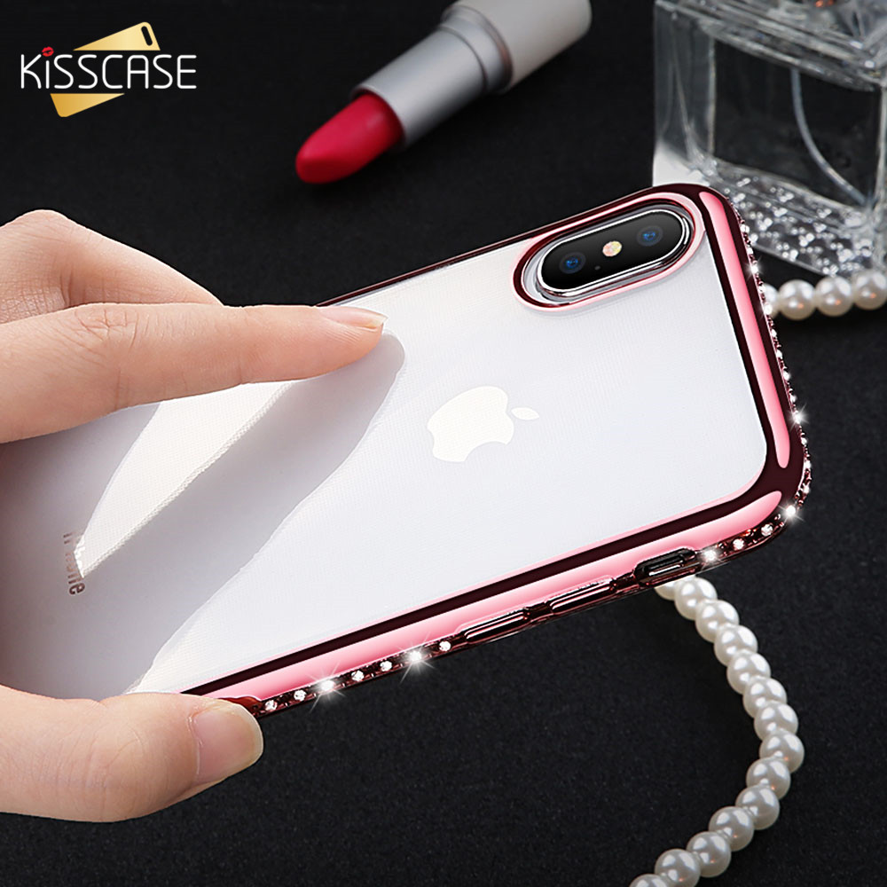 KISSCASE Case For iPhone 8 7 6s iPhone 8 7 6 6S...