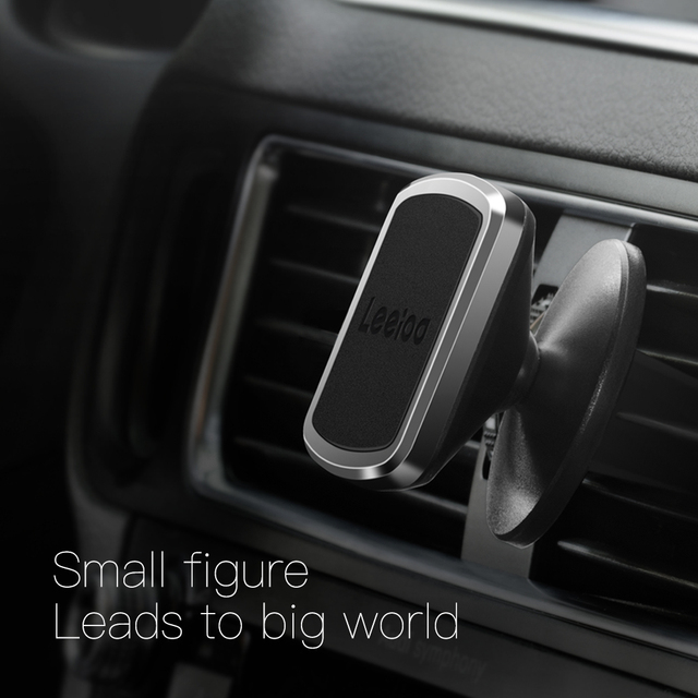 Magnetic Car Phone Holder 360 Degree Rotatable