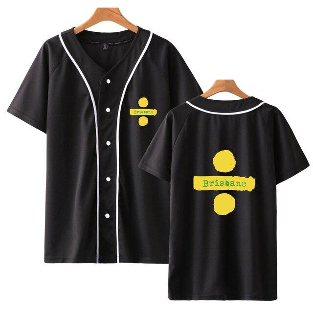 b9a001e7b3dc7 Más barato LUCKYFRIDAYF Hip Hop Ed Sheeran Harajuku camisetas ropa ...