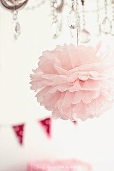 8f248ba847e42 14 pulgadas (35 cm) grandes flores decorativas de la boda POM poms del  papel de tejido de la bola para el partido, 50 unids lote
