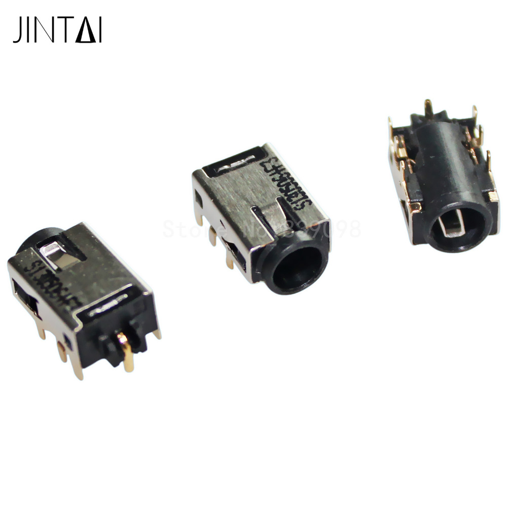 DC POWER JACK SOCKET Connector FOR ASUS S200L X200E <font><b>X200CA</b></font> F200E F201E F202E TP300LD TP300L TP300LA image