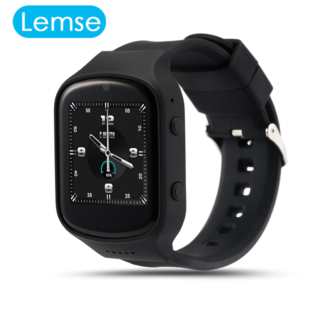 Z80 Smart Watch Phone Android 5.1 OS MTK6580 Quad Core Smartwatch 3 Г wi-fi Bluetooth GPS Google Play Store Сердечного ритма монитор