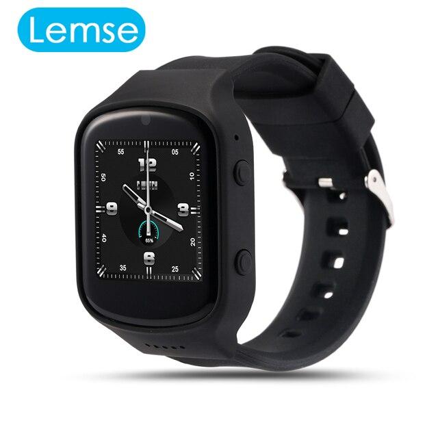 Z80 Smart Watch Phone Android 5.1 OS MTK6580 Quad Core Smartwatch 3 Г wi-fi Bluetooth GPS Google Play Store Сердечного ритма монитор