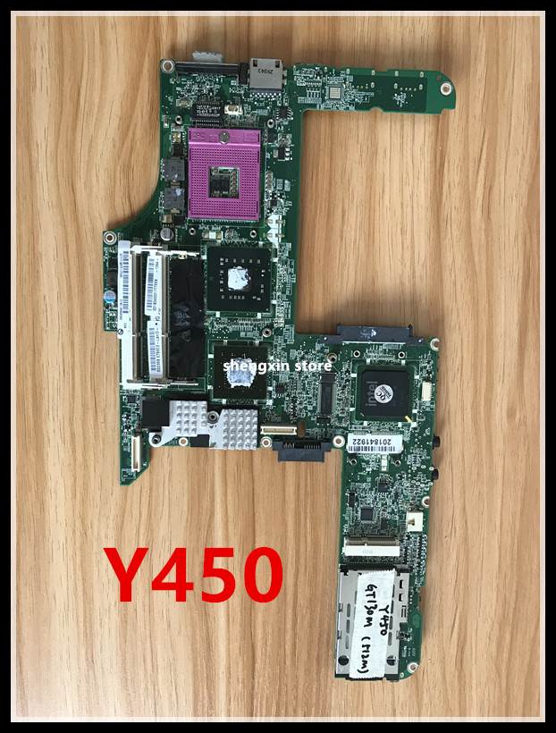 For Lenovo Y450 Motherboard with GT110M DA0KL1MB8D0 main board test 100%