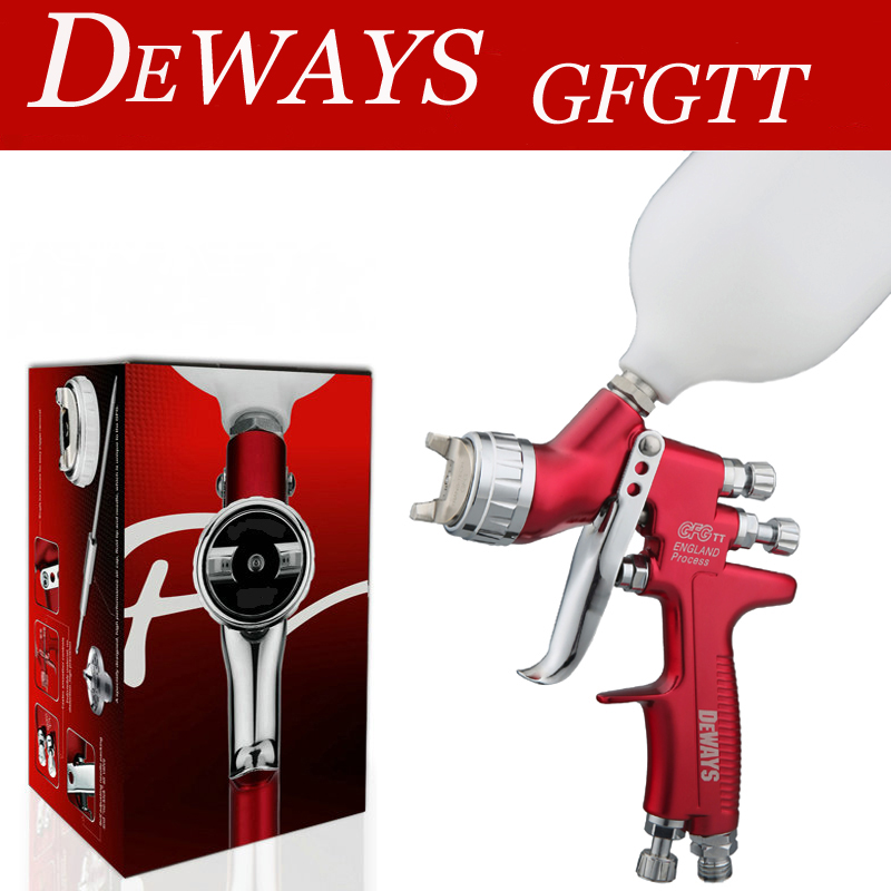 Wholesale and retail professional spray gun HVLP car paint gun painted car spray paint air spray