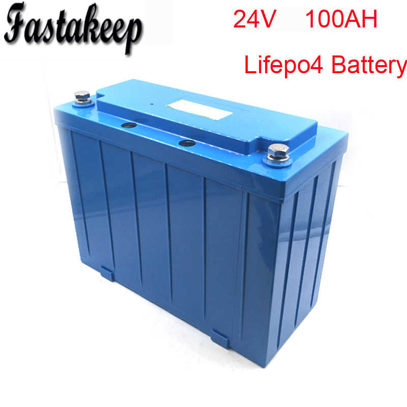 24v 1000w electric bicycle lifepo4 battery ,24v 100ah e wheelchair lithium  battery