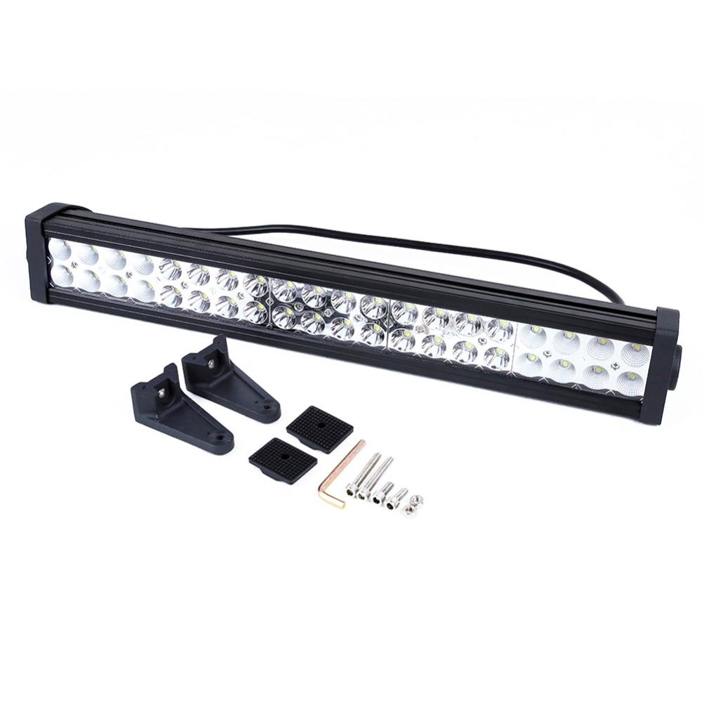 ФОТО Oversea 120W 180W 240W LED Doppel auto-Hilfslicht Scheinwerfer Arbeitsscheinwerfer