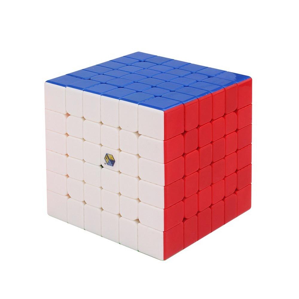 ZHISHENG YUXIN 6*6*6 petit Cube magique professionnel Puzzle Cube 6x6 Magico Cubo jouets éducatifs