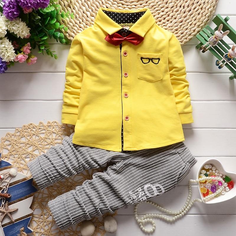 e343c35d3b24 DIIMUU 2PC Toddler Boys Clothing Kids Child Boys Clothes Child ...