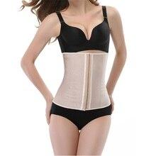 2018 Plus Size mulher roupa interior Shapewear Pós-parto corset Mulheres shaper Do Corpo do espartilho das senhoras emagrecimento corsets Cincher cintura Fina