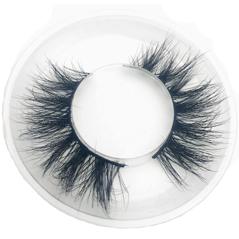 e0f40158c69 MIKIWI 3D Mink Lashes Thick HandMade Full Strip Lashes Cruelty Free False  Luxury Mink Lashes d83