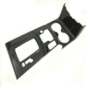 Автоаксессуары, 3 цвета, АБС-пластик, хром, углеродное волокно, Внутренняя Шестерня, сдвижная рамка, обшивка