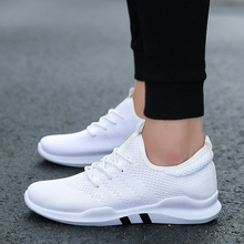 купить Casual Shoes Men Sneakers Summer Shoes Men 2019 Warm Shoes Jogging Casual Men Shoe Light Fashion Chaussure Homme Large Size36-47 дешево