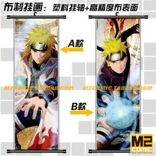 Home Decor decorative Naruto HD cartoon anime wall scroll paintings mural poster art cloth canvas paintings wall picture gift