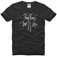 Pink Floyd Hard Metal Punk Rock Mens Men T Shirt Tshirt Fashion 2015 New Short Sleeve