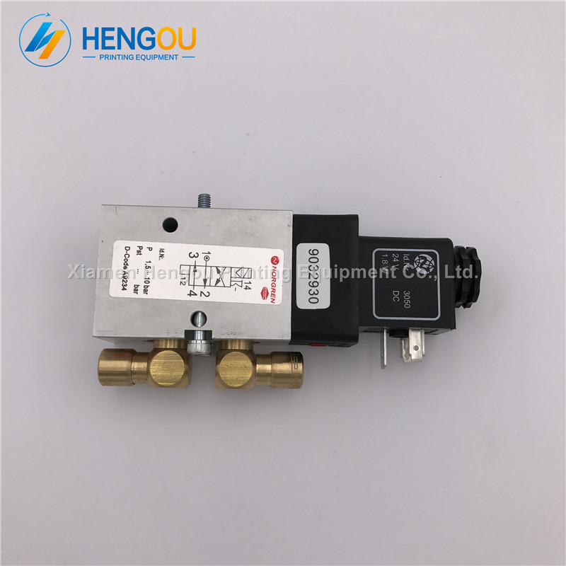 1 Piece new 98.184.1051 heidelberg valve Heidelberg CD102 SM102 MO machine parts 5 pieces heidelberg parts 98 184 1051 heidelberg valve 2625484 for heidelberg cd102 sm102 mo machine parts