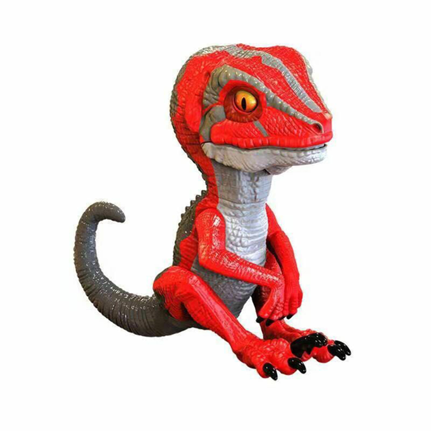 2018 Hot Sale Untamed Raptor Fingerlings Interactive Collectible Dinosaur Cristmas Gift Toys For Children untamed raptor by fingerlings interactive collectible dinosaur for children gift toys