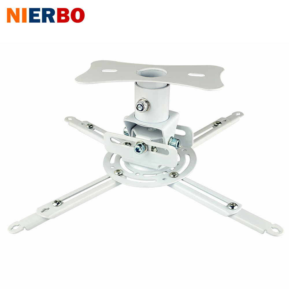 Professional Bracket for Projector 360 Degree Rotation Spotlight Ceiling Roof Holder TV DLP LCD Projector Mount Wall Bracket