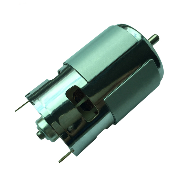 US $9 99 |RS775 DC High Speed Motor 5mm Shaft Size 24V High Torque Motor  8300rpm LF1-in DC Motor from Home Improvement on Aliexpress com | Alibaba