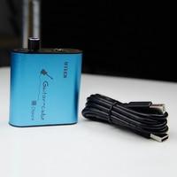 Professional Guitar Accessories Uteck Chord A Guitar-Cube portable USB Audio Interface &DI BOX