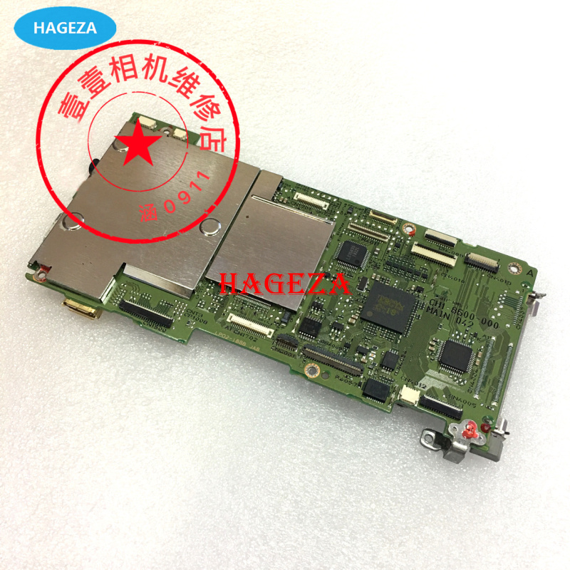 Original 5D II Motherboard For Canon 5D Mark Ii Main Board 5Dii 5D2 Mainboard Camera Repair Part