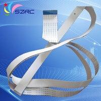 Original novo cabo da cabeça de impressão compatível para epson r1800 r1900 r2000 r2400 cabeça de impressão cabo