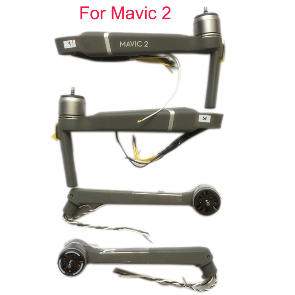 Original Front Back Left Right Motor Arm Assembly for DJI Mavic 2 Pro ZOOM Repair Parts