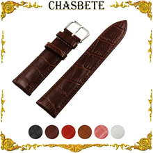 12 14 16 17 18 19 20 21 22mm Leather Watch Band for Timex We