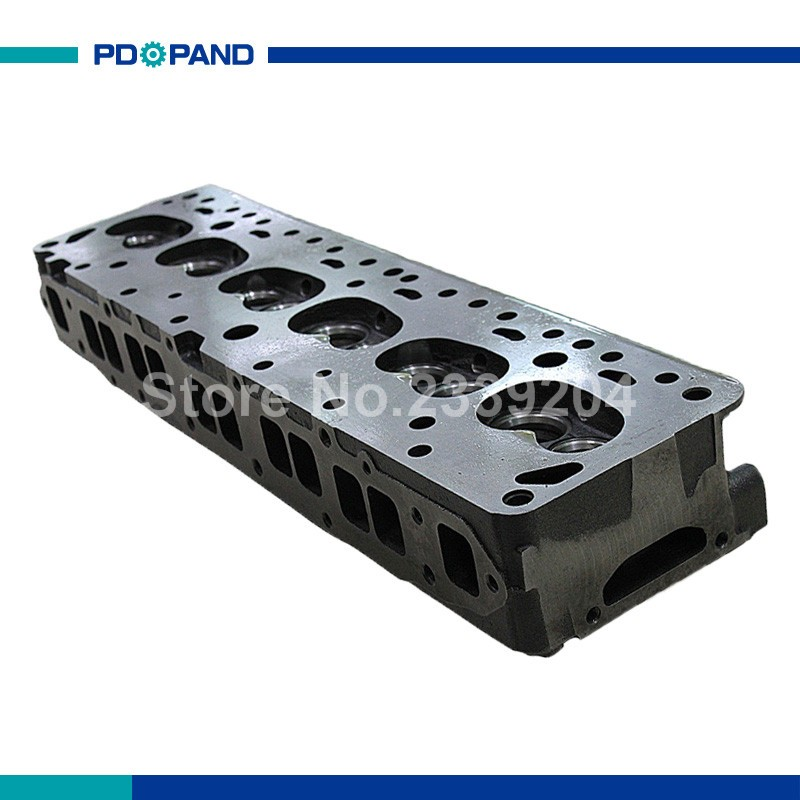For Toyota Land Cruiser 4.0L motor engine part 3F cylinder head 11101-61060 11101-61050 1110161060 1110161050