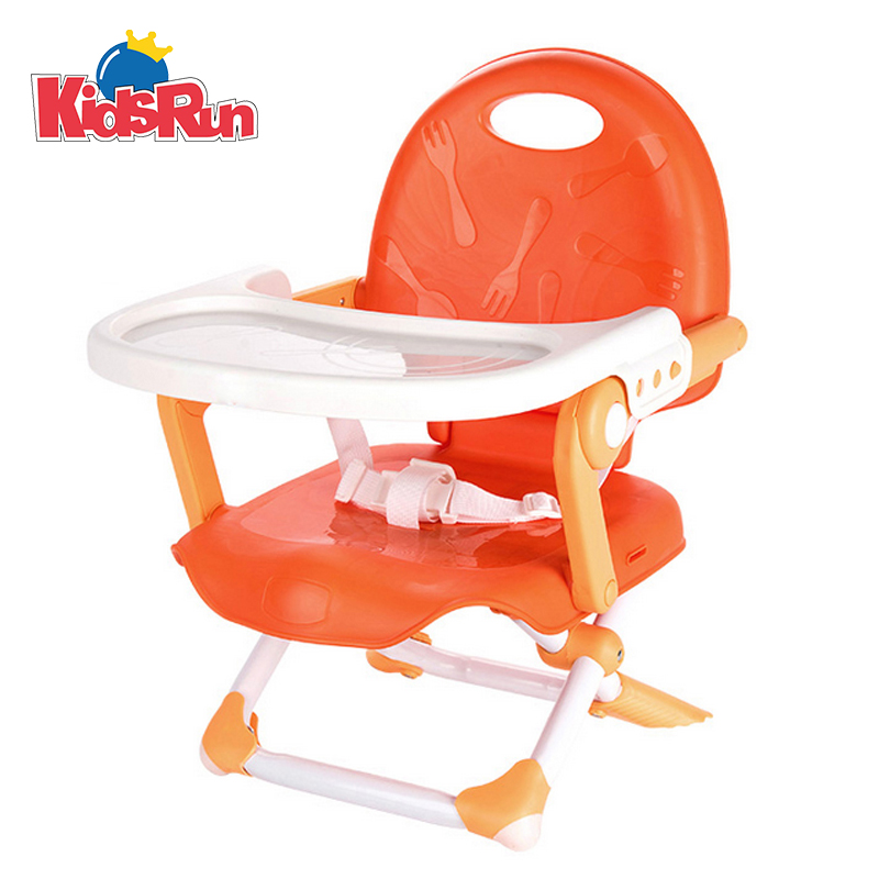 Baby Dining Table Seat Kids Portable Travel Chair Multi Functional Portable Folding Baby Dining Chairs Dining table easy carry japanese style free installation doulbe eat desk and chair density board folding table folded seat 1 table 2 chairs