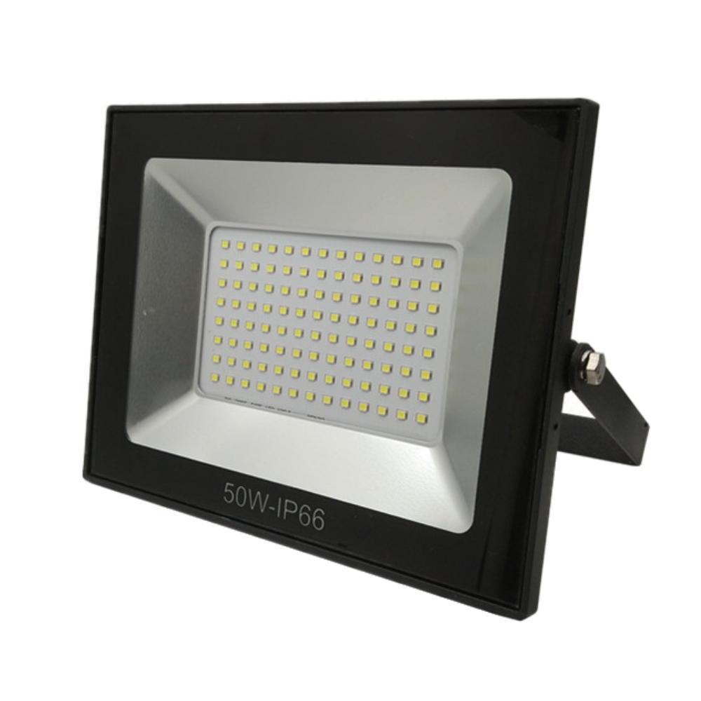 2PCS LED Flood Light 10W 50W Outdoor Lighting Floodlight Spotlight AC220V Waterproof IP66