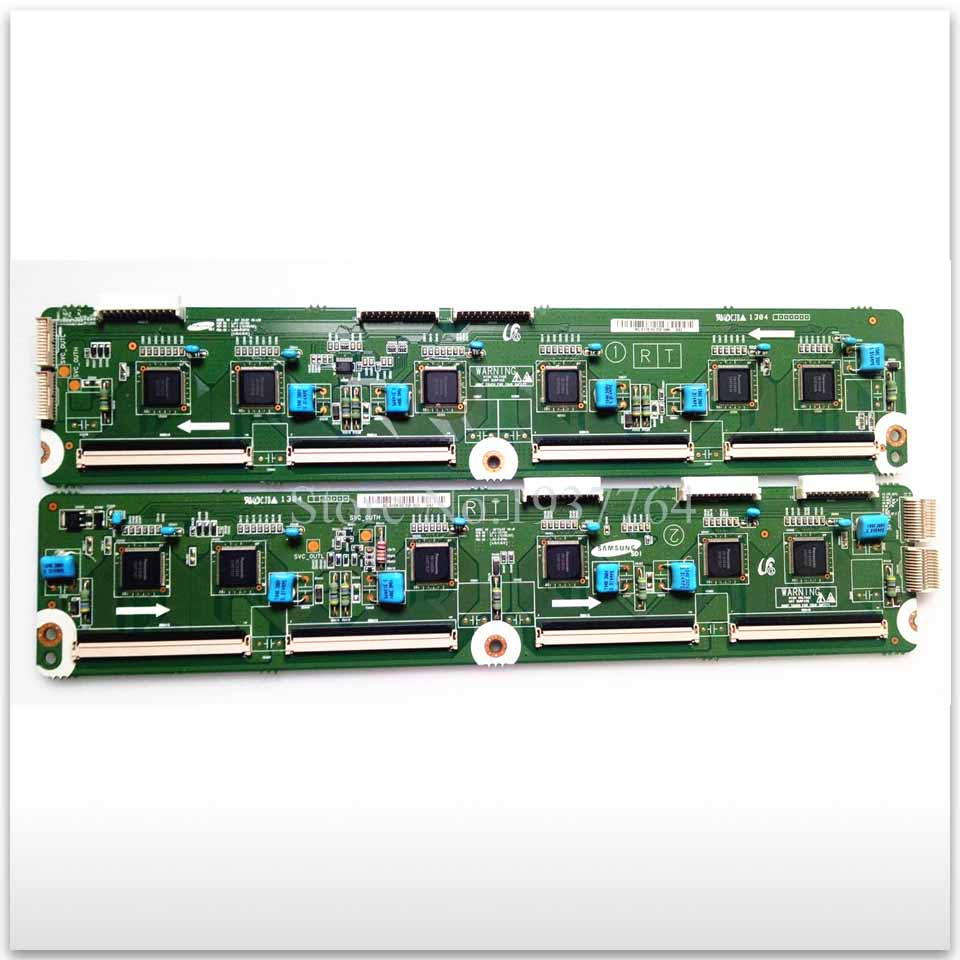 original plate PS60E530A6R LJ41-10176A LJ41-10175A Buffer Board used original plate 42hd w3 yb lj41 05077a lj92 01484a buffer board used