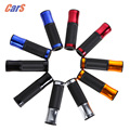 "Hand Grips Motorcycle Handbar Aluminum Rubber Gel Hand Grips for 7/8"" Handle Bar Sports Bikes 5 colors"