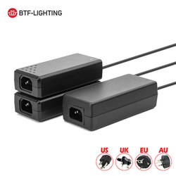 5 V светодиодный Питание 1A/2A/3A/6A/8A/10A коммутации адаптер WS2812B WS2811 SK6812 LPD8806 WS2801 Светодиодные ленты свет