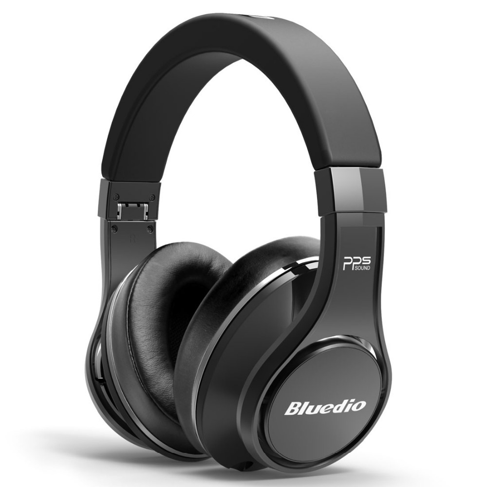 Bluedio UFO PLUS 3D basse Bluetooth casque casque sans fil Bluetooth bandeau avec Microphone pour téléphone portable