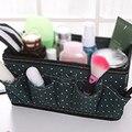SCYL Non-woven Fabrics Makeup Tool Desk Storage Bag Spot Organizer, Green