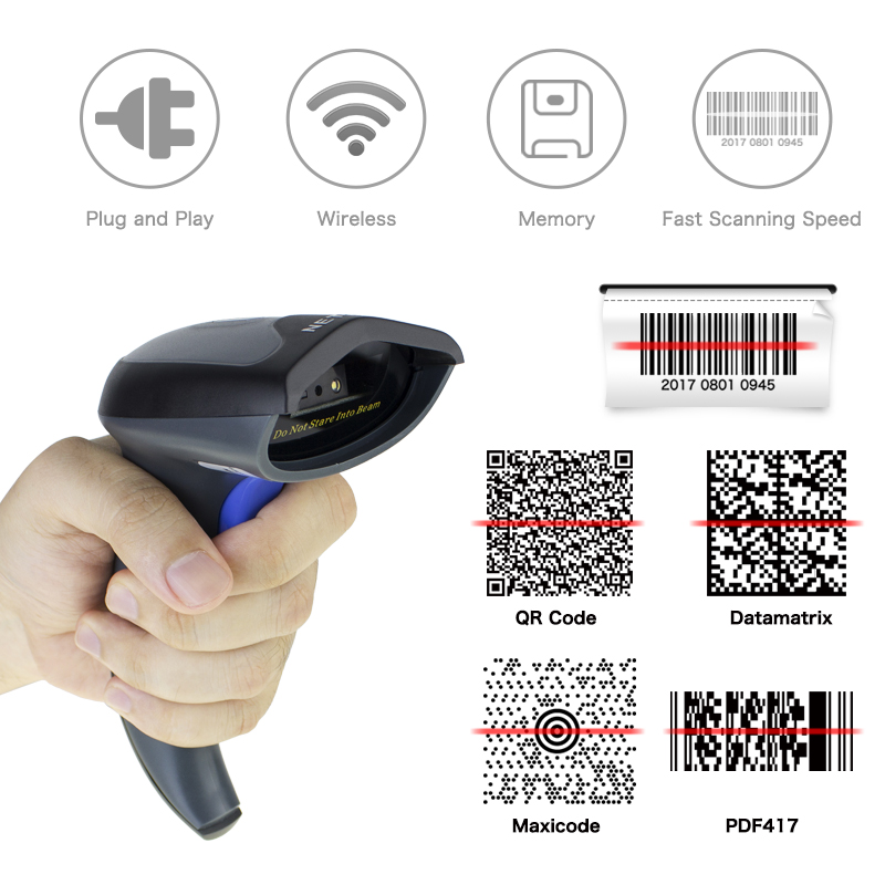 China barcode scanner wireless Suppliers