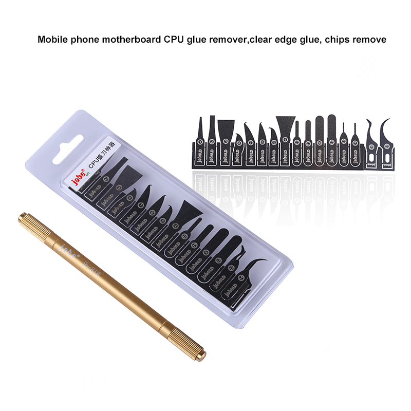 BGA Maintenance Knife For iPhone CPU NAND CHIP IC Glue Remove Motherboard Maintenance Disassemble Tool Hand Tools