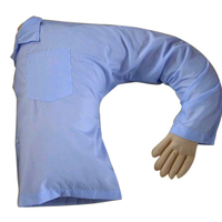 2016 1pc Shirt Boyfriend Arm Body Hug Pillow Bed Cushion Soft Girlfriend Gift Free Shipping F501