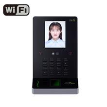ZKTeco UF600 wifi машина распознавания лица Время посещаемости контроля доступа считыватель лица датчик отпечатков пальцев
