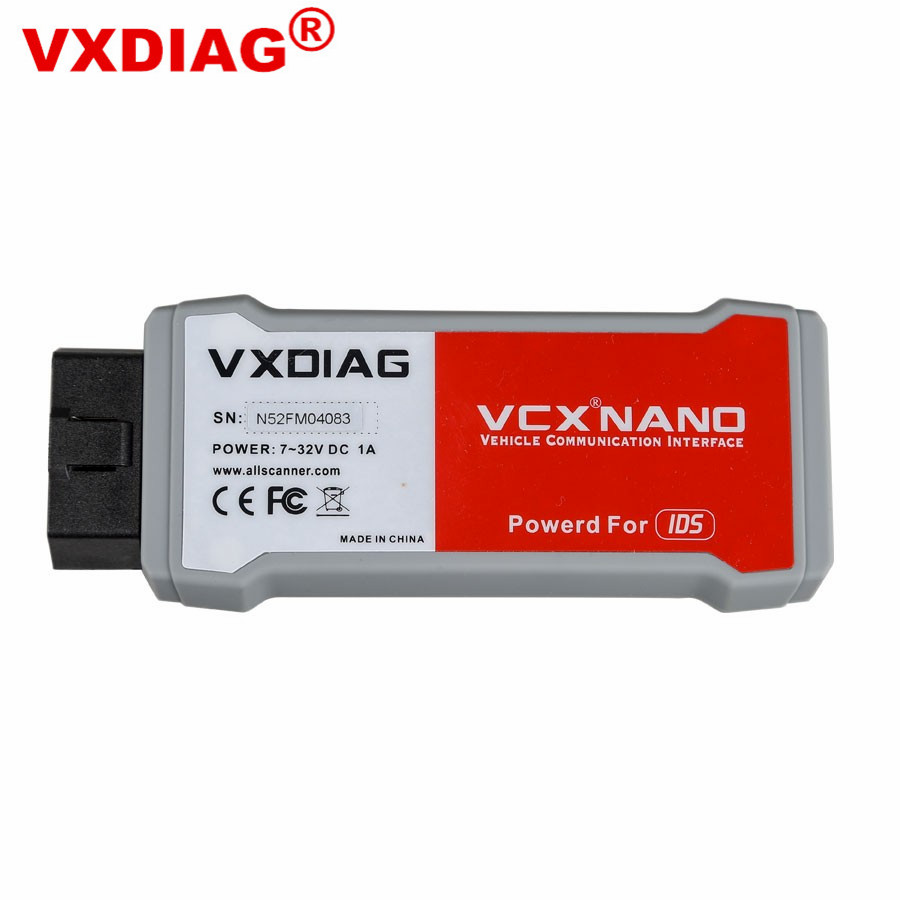 VXDIAG VCX NANO for Mazda 2 in 1 vxdiag vcx nano for f o r d mazda 2 in 1 ids v101 vxdiag vcx nano 2 in 1 support vehicle till 2015 year